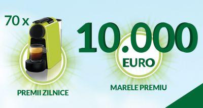 Câștigă 10.000 de euro pentru o stare de bine