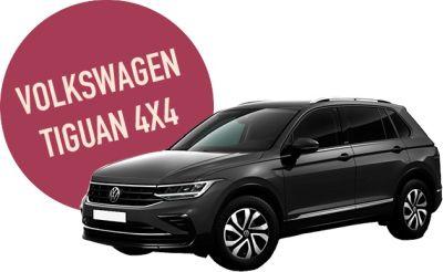 Câștigă o mașină Volkswagen Tiguan 4X4
