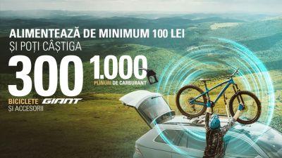 Câștigă 300 de biciclete Giant