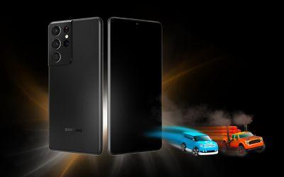 Câștigă un Samsung Galaxy S21 Ultra 256 GB
