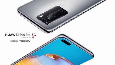 Câștigă 3 smartphone-uri Huawei P40 Pro