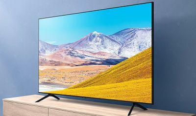 Câștigă 3 televizoare LED Smart Samsung 125cm 4K