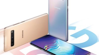 Câștigă 30 telefoane Samsung Galaxy S10 5G