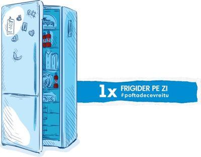 Câștigă 14 frigidere cu 2 uși Beko