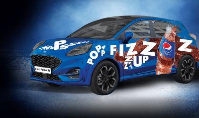 Câștigă o mașină Ford Puma