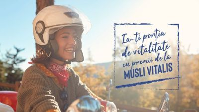 Câștigă un scuter Vespa Primavera