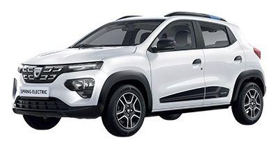 Câștigă o mașină Dacia Spring