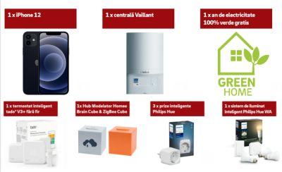 Câștigă o centrală termică Vaillant ecoTEC Pro