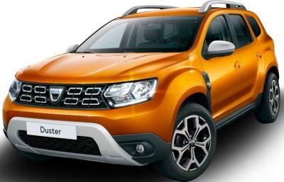 Câștigă mașină Dacia Duster 4x4