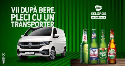 Câștigă o mașină Volkswagen Transporter