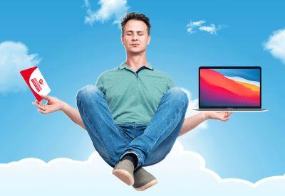 Câștigă 20 laptopuri Apple MacBook Air