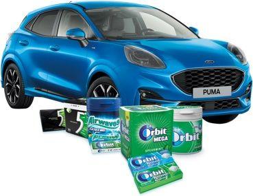 Câștigă o mașină Ford Puma Hybrid