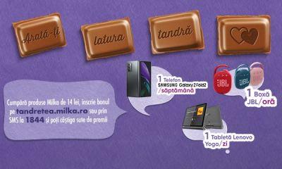 Câștigă 4 telefoane mobile Samsung Galaxy Z Fold 2