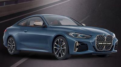 Câștigă 3 mașini BMW 430i Coupe