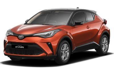 Câștigă 100 de mașini Toyota C-HR Full Hybrid