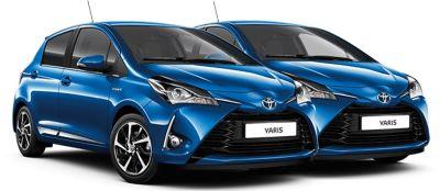Concurs Winston: câștigă 28 mașini Toyota Yaris