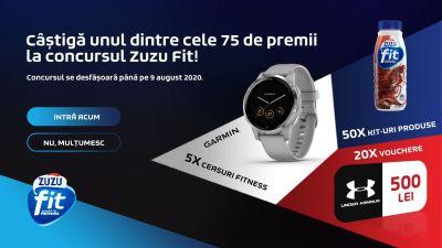 Câștigă 5 ceasuri Garmin Vivoactive 4S