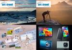Castiga 6 excursii in Europa, 14 gadgeturi Samsung si 980 vouchere CEWE