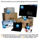 "Concurs ""Mos InterLink"": castiga un laptop HP ProBook si alte 36 de premii"