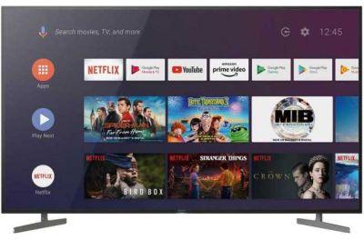 Câștigă un televizor smart LED Sony Bravia