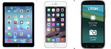Castiga un iPhone 6, un iPad Air si un smartphone Utok Stellar Elite