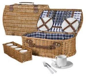 Câștiga un set de picnic Deluxe