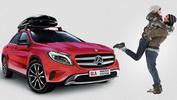 Castiga un weekend la Predeal cu Mercedes GLA Winter Edition
