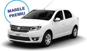 Câștigă o mașină Dacia Logan SL PLus