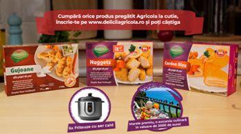 Câștigă 2.000 de euro și 6 friteuze Philips Airfryer