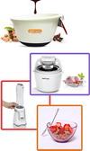 Castiga o tigaie Dry Cooker, 3 seturi de boluri, 2 masini de inghetata si 2 storcatoare de fructe