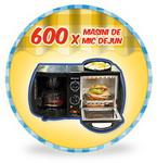 Castiga 600 de aparate pentru micul-dejun (toaster, plita si cafetiera)