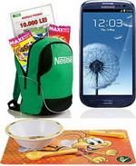 """Concurs """"Dimineti castigatoare"""": castiga 3 x 10.000 de lei, 30 smartphone Samsung Galaxy S3 si 504 seturi pentru mic dejun"""