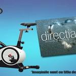Castiga o bicicleta magnetica de fitness