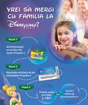 Castiga 14 excursii la Disneyland Paris