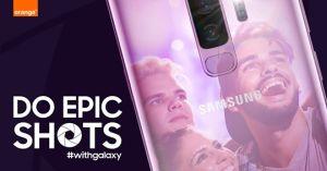 Câștigă un smartphone Samsung Galaxy S9+, Dual Sim, 64 GB, Violet