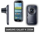 Castiga un smartphone Samsung Galaxy K Zoom