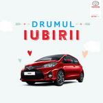 Castiga un weekend in Poiana Brasov cu noua Toyota Yaris HSD