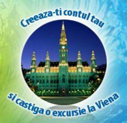 Castiga o excursie pentru 2 persoane la Viena