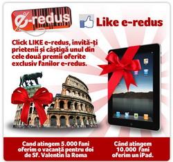 Castiga un weekend romantic la Roma si un iPad Apple 16 GB Wi-Fi