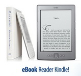 Castiga un ebook reader Kindle si 2 iPod Suffle 2 GB