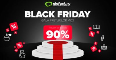Elefant Black Friday