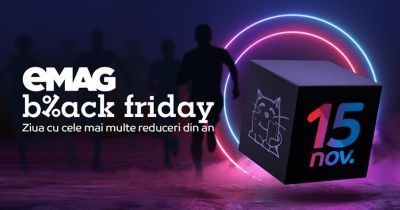 Oferte eMAG Black Friday