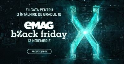 Oferte eMAG Black Friday 2020