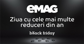 Pregateste-te pentru eMAG Black Friday