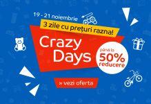 eMAG Crazy Days