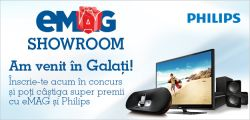 Castiga un televizor LED Philips, 117 cm, Full HD