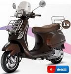 Castiga un scuter Vespa LX50 Touring 4T