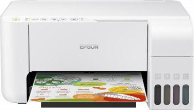 Câștigă 2 multifuncționale Epson EcoTank L3156