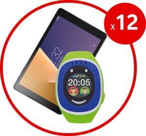 Câștigă 12 pachete constând în câte o tabletă Vodafone Smart TAB N8 și câte un ceas Myki Touch