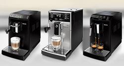 Castiga 3 espressoare super automate Philips